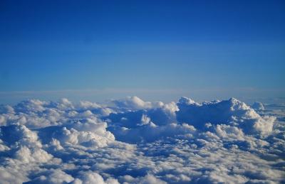 Góry z chmur