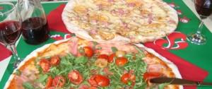 Prawdziwa włoska pizza