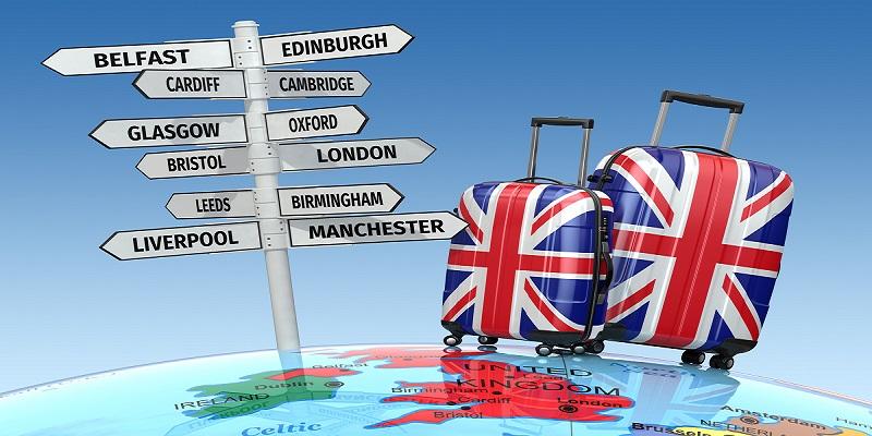 lotnisko londyn