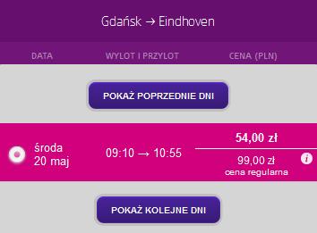 gdansk eindoven