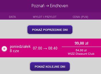 poznan eindhoven