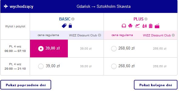 gdansk sztokholm