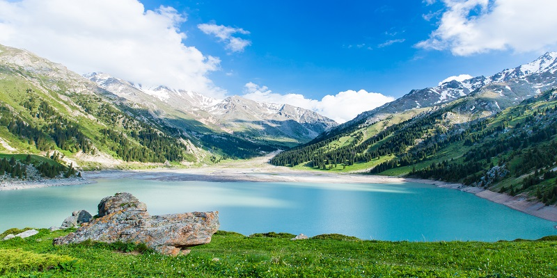 kazachstan jezioro