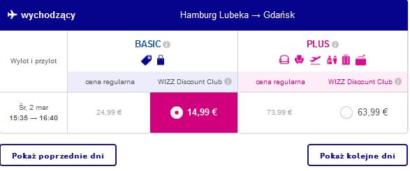 hamburg gdansk